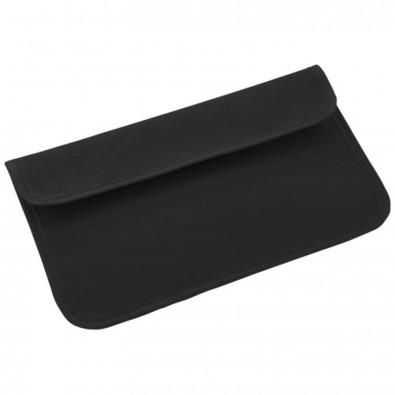 RFID Blocker Telefonhülle, schwarz
