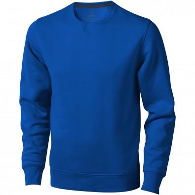 Surrey Pullover mit Rundhalsausschnitt, blau, XXL