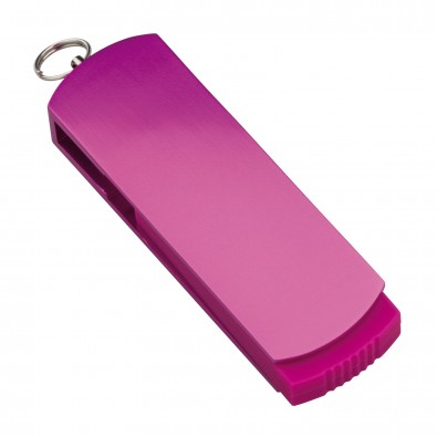 USB-Speicherstick ARAUCA, magenta, 4 GB