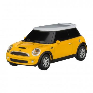 USB-Speicherstick Mini Cooper 1:68, gelb, 16 GB