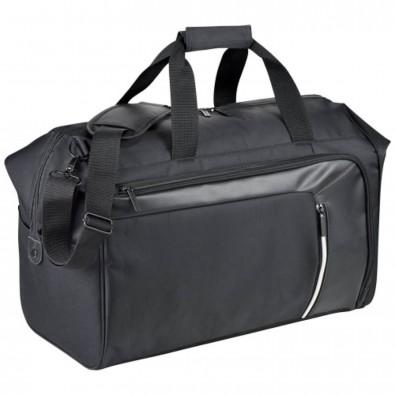 Vault RFID Reisetasche, schwarz