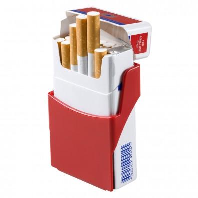 Zigarettenhalter Zig-Clip, standard-rot