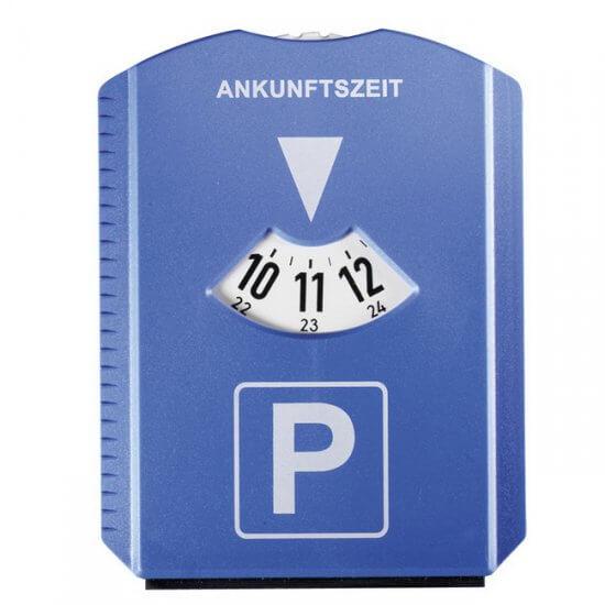 Parkscheiben mit Logo und Parkscheiben als Werbemittel!