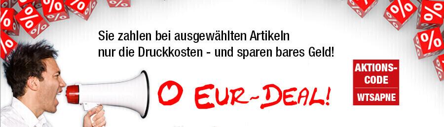 0 Euro Deal